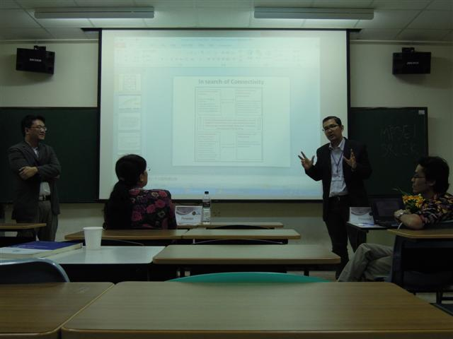 Tirta with Prof Tai discussant ICAPS-2